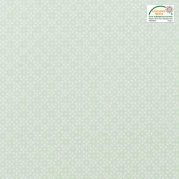 Coton vert fleur de grain de riz