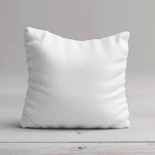 Coton blanc motif saya rose