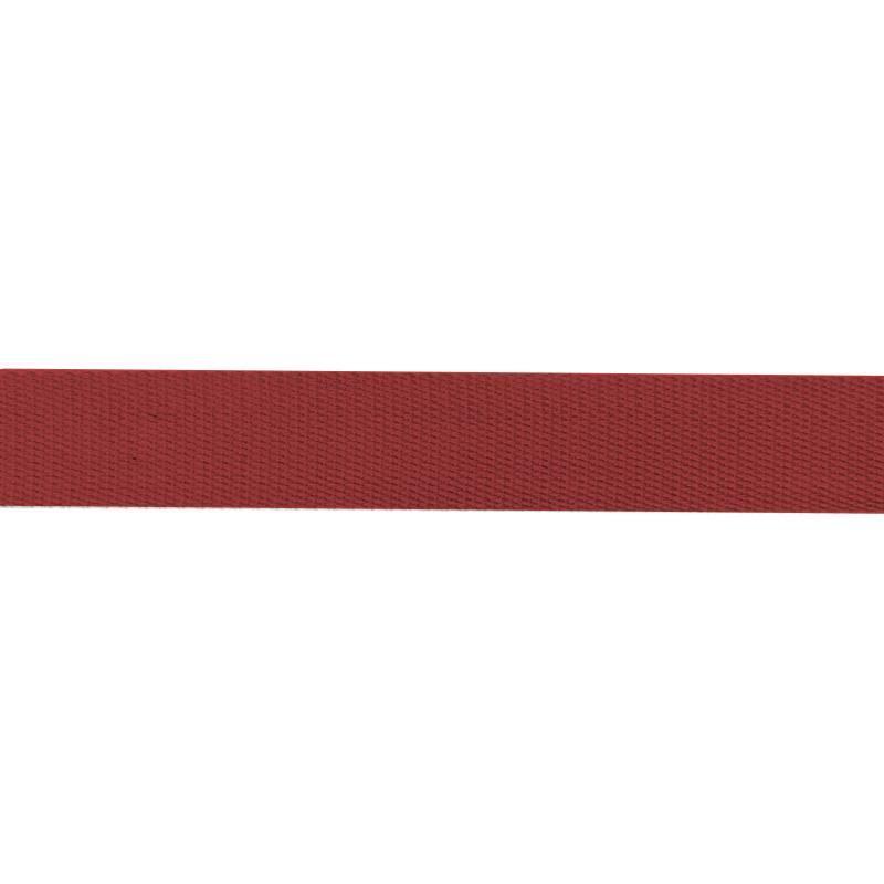 Sangle Coton 30mm bordeaux