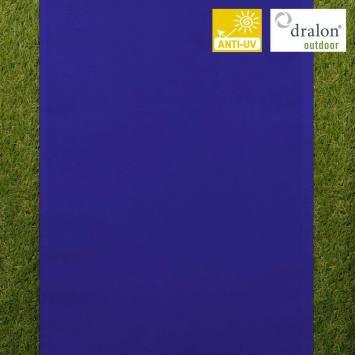 Toile transat bleu navy