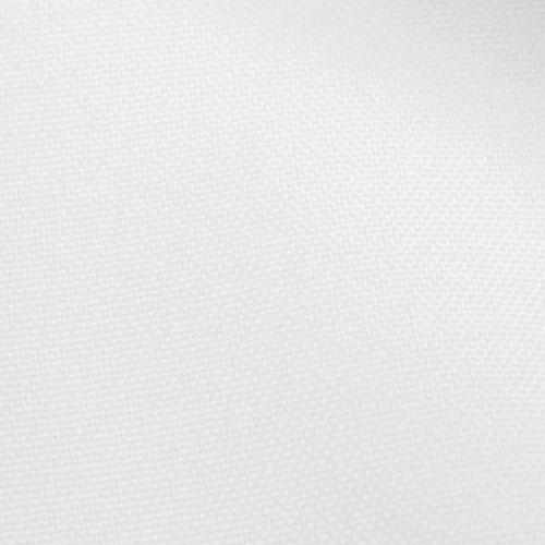 Rouleau 55m Burlington infroissable grande largeur blanc