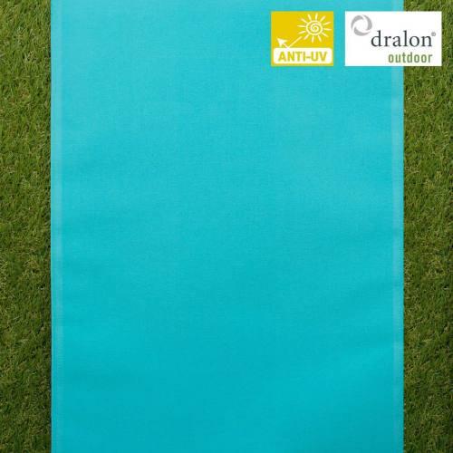 Toile transat turquoise