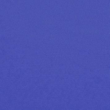 Burlington infroissable bleu électrique