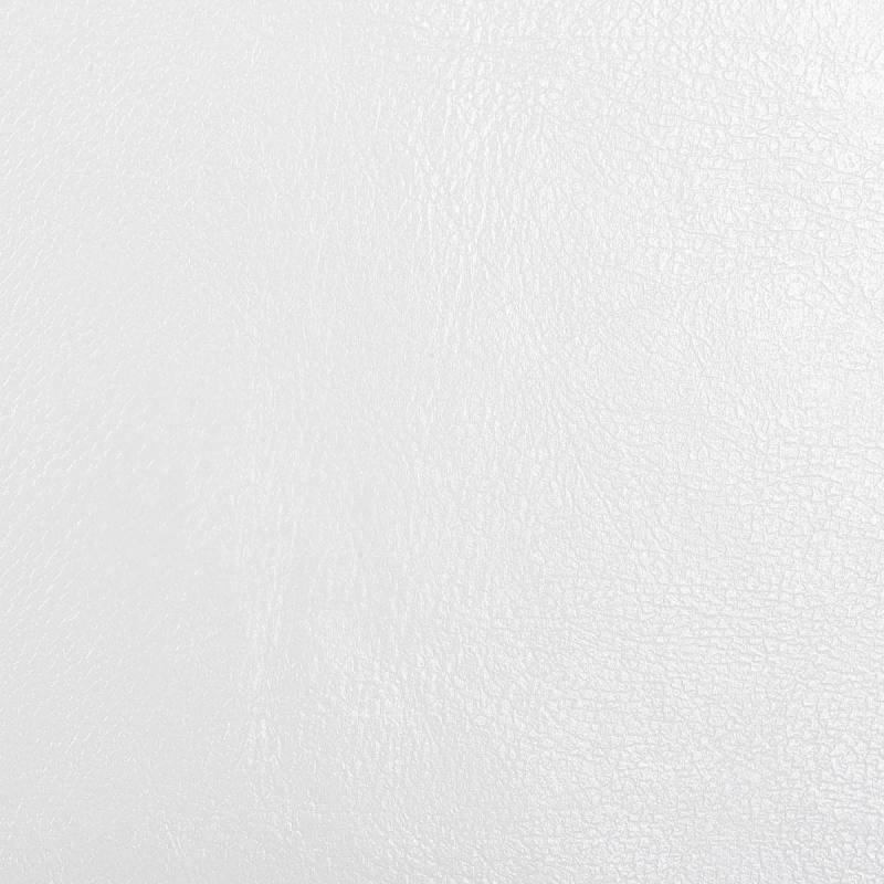 Rouleau 20m simili uni blanc