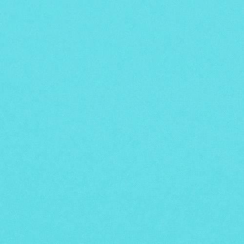 Burlington infroissable bleu caraïbes