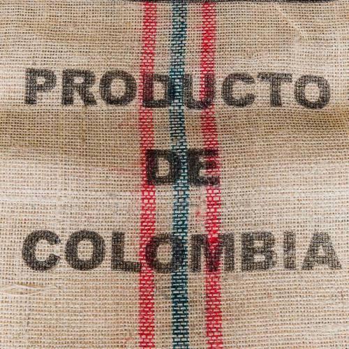 Sac à café producto de Colombia