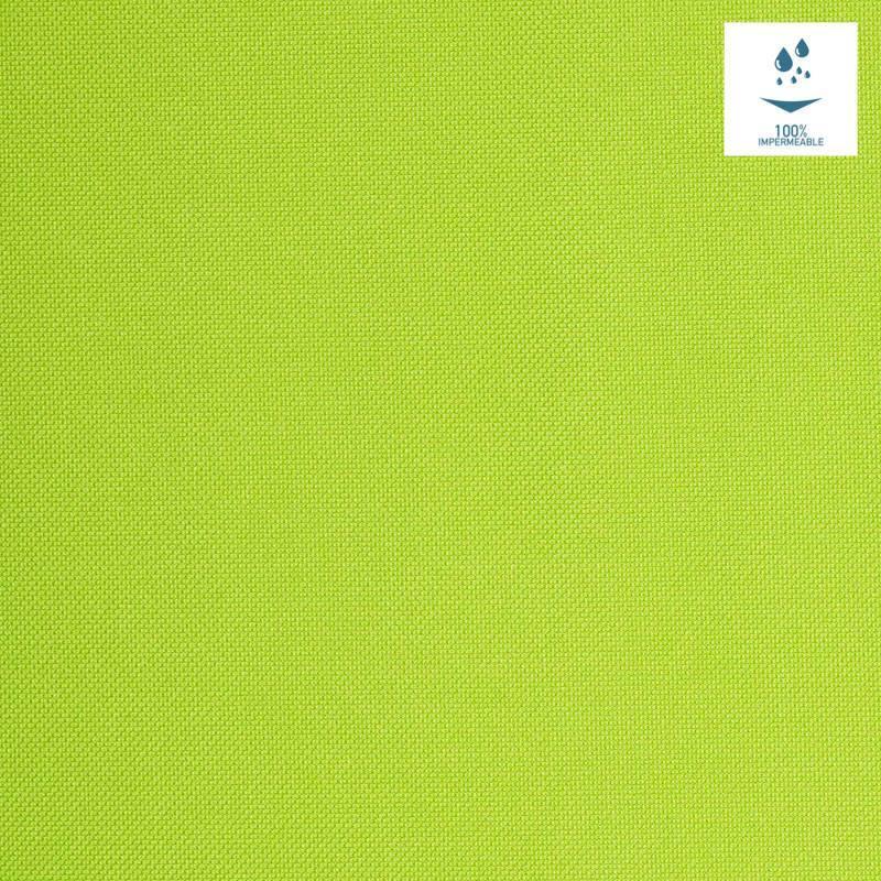 tissu imperm able vert pomme tissus price. Black Bedroom Furniture Sets. Home Design Ideas