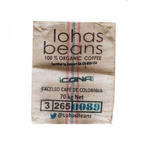 Sac à café Iohas beans