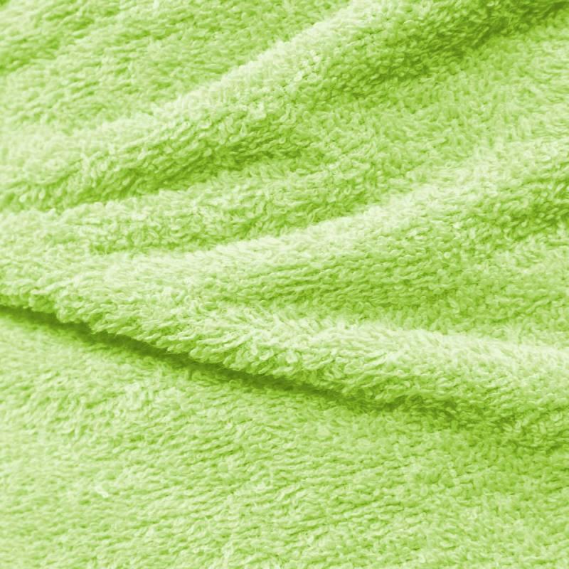 Tissu éponge vert 400Gr 13