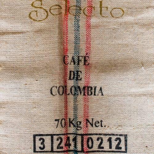 Sac à café selecto Colombia