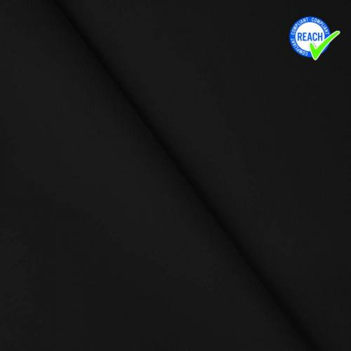 Simili cuir uni green noir