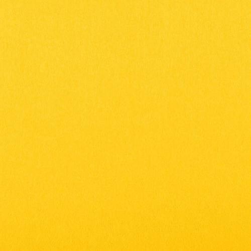 Feutrine rigide jaune