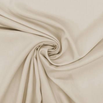 Tissu viscose twill sable