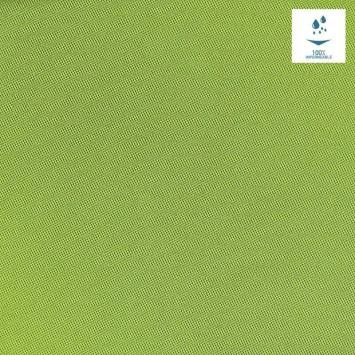Tissu imperméable jet one vert pistache