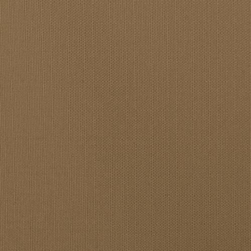 Toile polycoton aspect lin capuccino