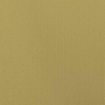 Toile polycoton aspect lin amande