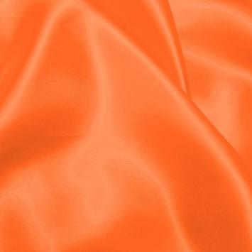 Satin uni orange 90 gr