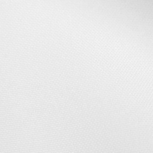 Rouleau 25 m Burlington infroissable Oeko-tex blanc