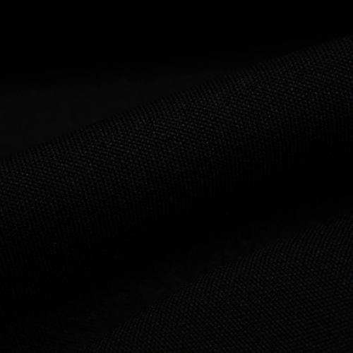 Rouleau 25 m Burlington infroissable Oeko-tex noir