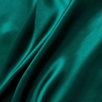 Velours supérieur vert émeraude