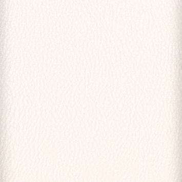 Simili cuir uni blanc 800gr