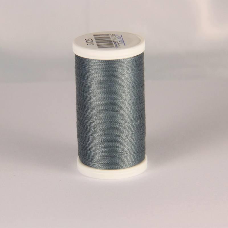 Fil coton laser gris 3123