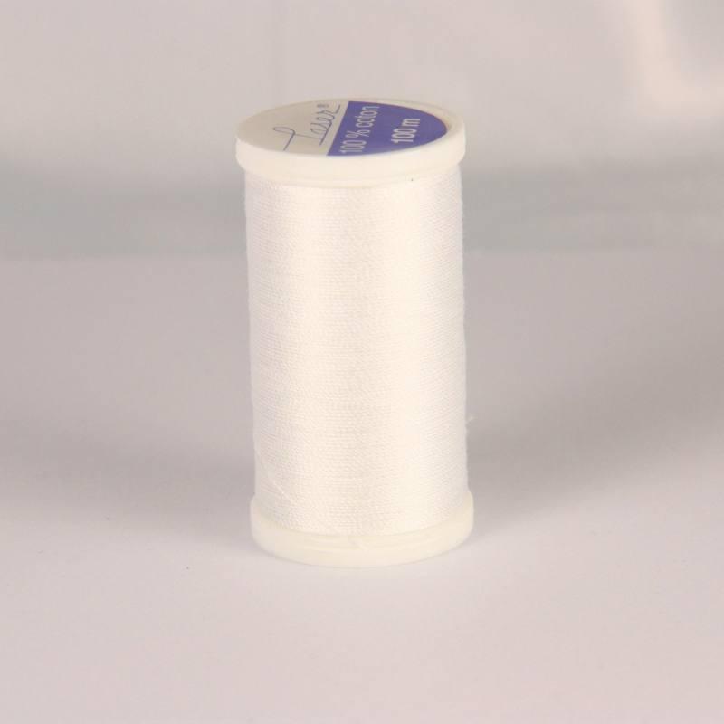 Fil coton laser blanc 3000