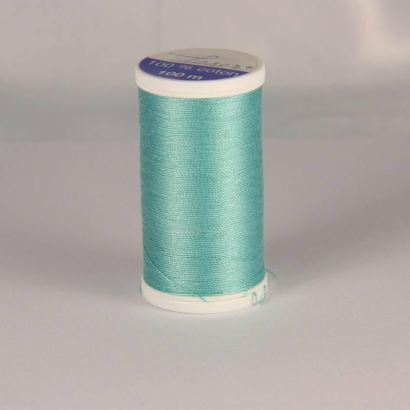 Fil coton laser bleu clair 3206