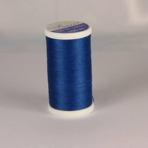 Fil coton laser bleu 3252