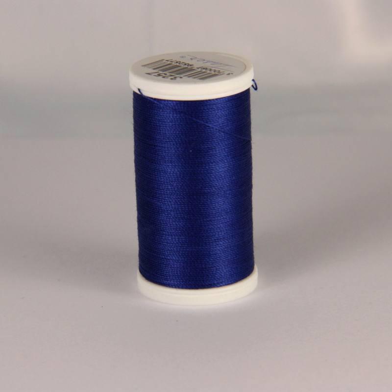Fil coton laser bleu roi 3257