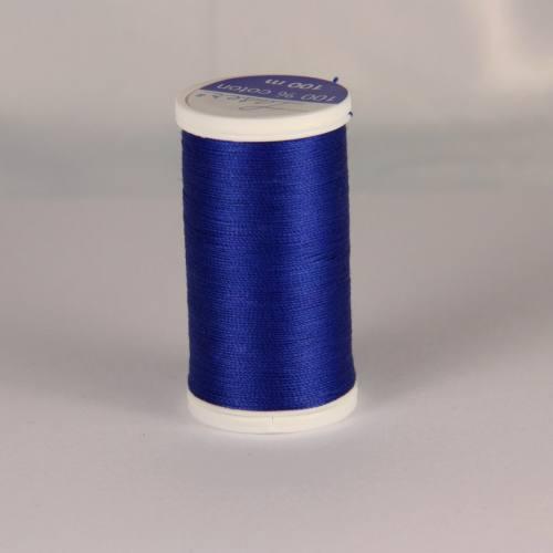 Fil coton laser bleu roi 3258