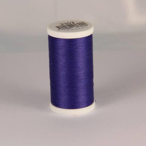 Fil coton laser violet 3302