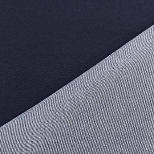 Jersey rayonne uni bleu marine