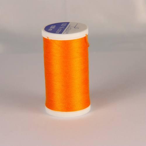 Fil coton laser orange 3602