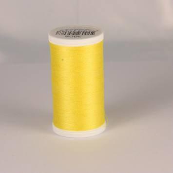 Fil coton laser jaune clair 3608
