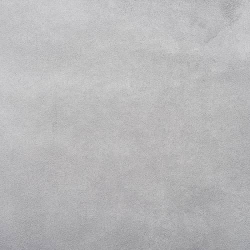 Suédine alaska réversible blanc/perle