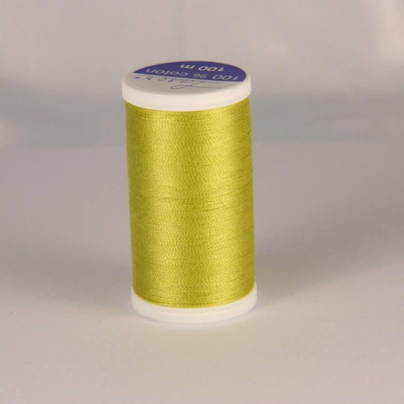 Fil coton laser vert clair 3626