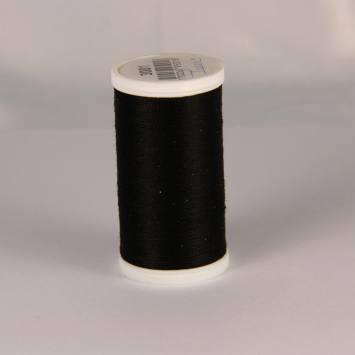Fil coton laser noir 3001