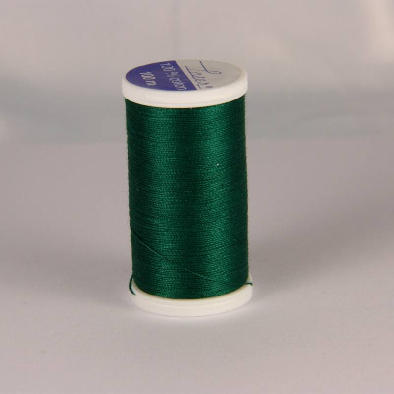 Fil coton laser bleu canard 3702