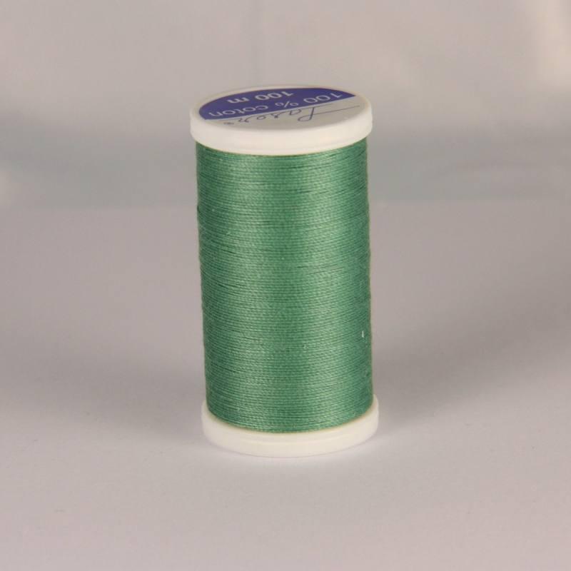 Fil coton laser vert 3718