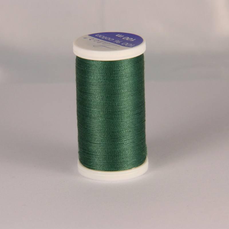 Fil coton laser vert 3730