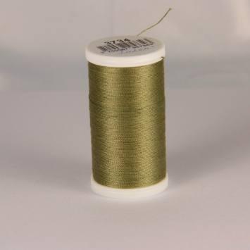 Fil coton laser kaki clair 3734