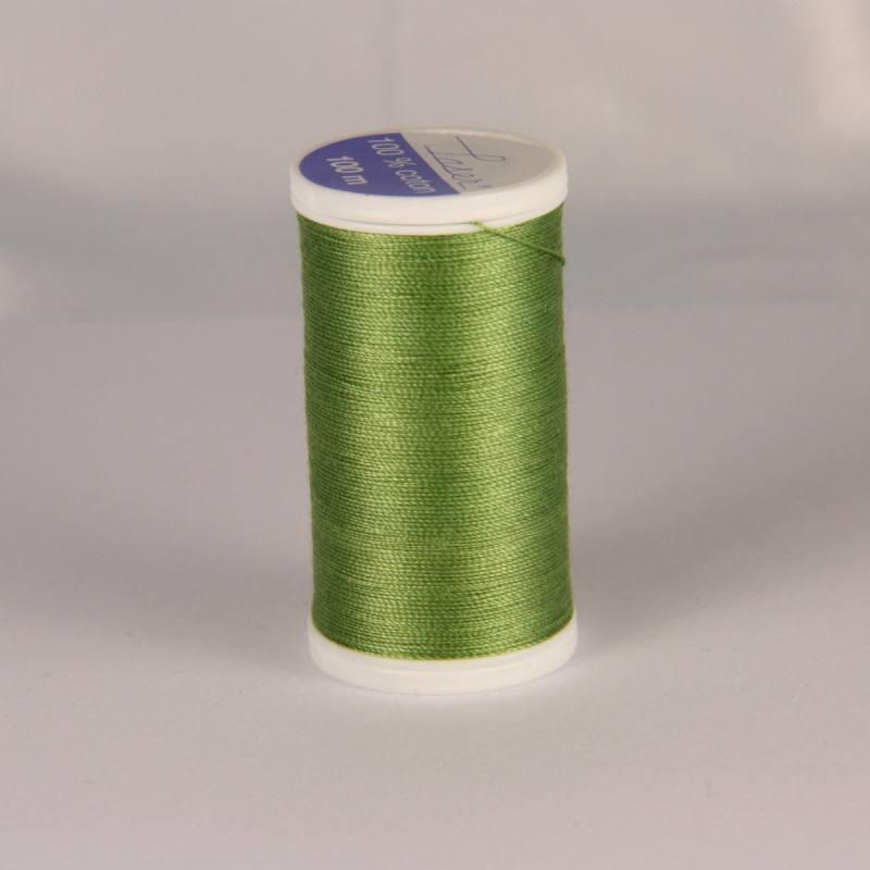 Fil coton laser vert 3747
