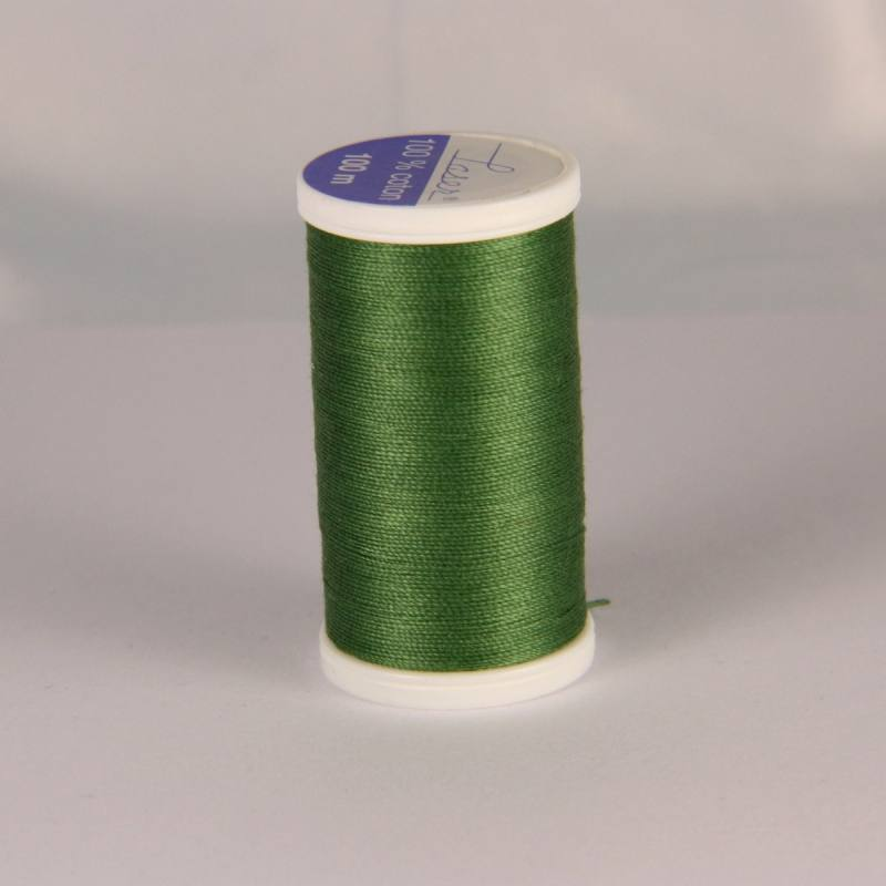 Fil coton laser vert 3749
