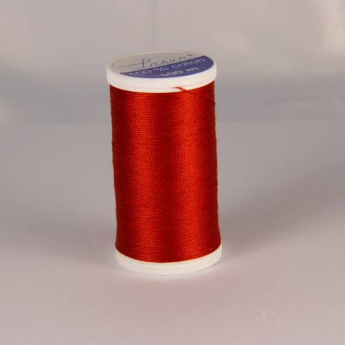 Fil coton laser rouge 3850