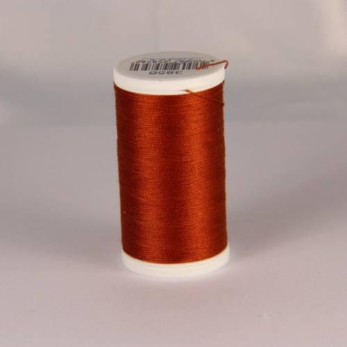 Fil coton laser roux 3856