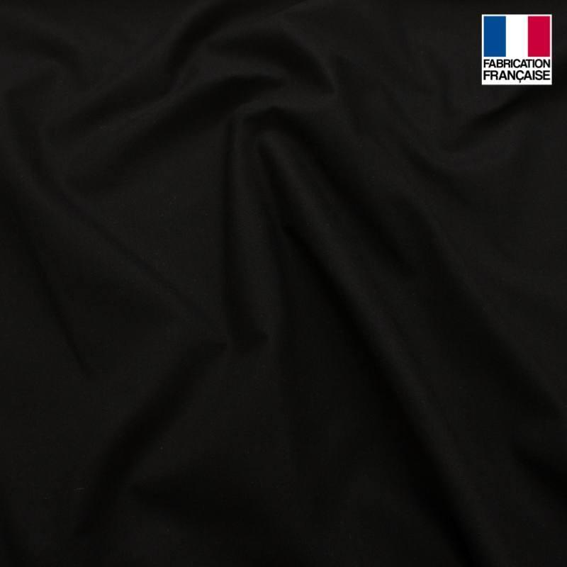10 mètres de douce texture peluche velours côtelé noir résistant ameublement canapés tissu
