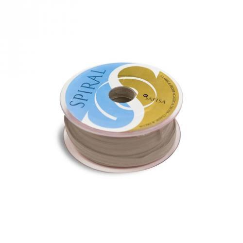 Bobine 25M passepoil 15 mm taupe