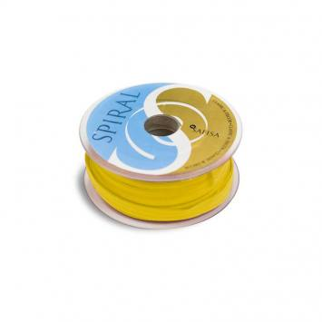 Bobine 25M passepoil 15 mm jaune