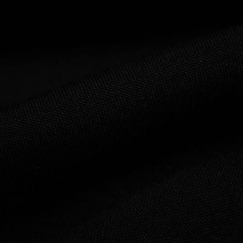Rouleau 20m Burlington infroissable Oeko-tex noir
